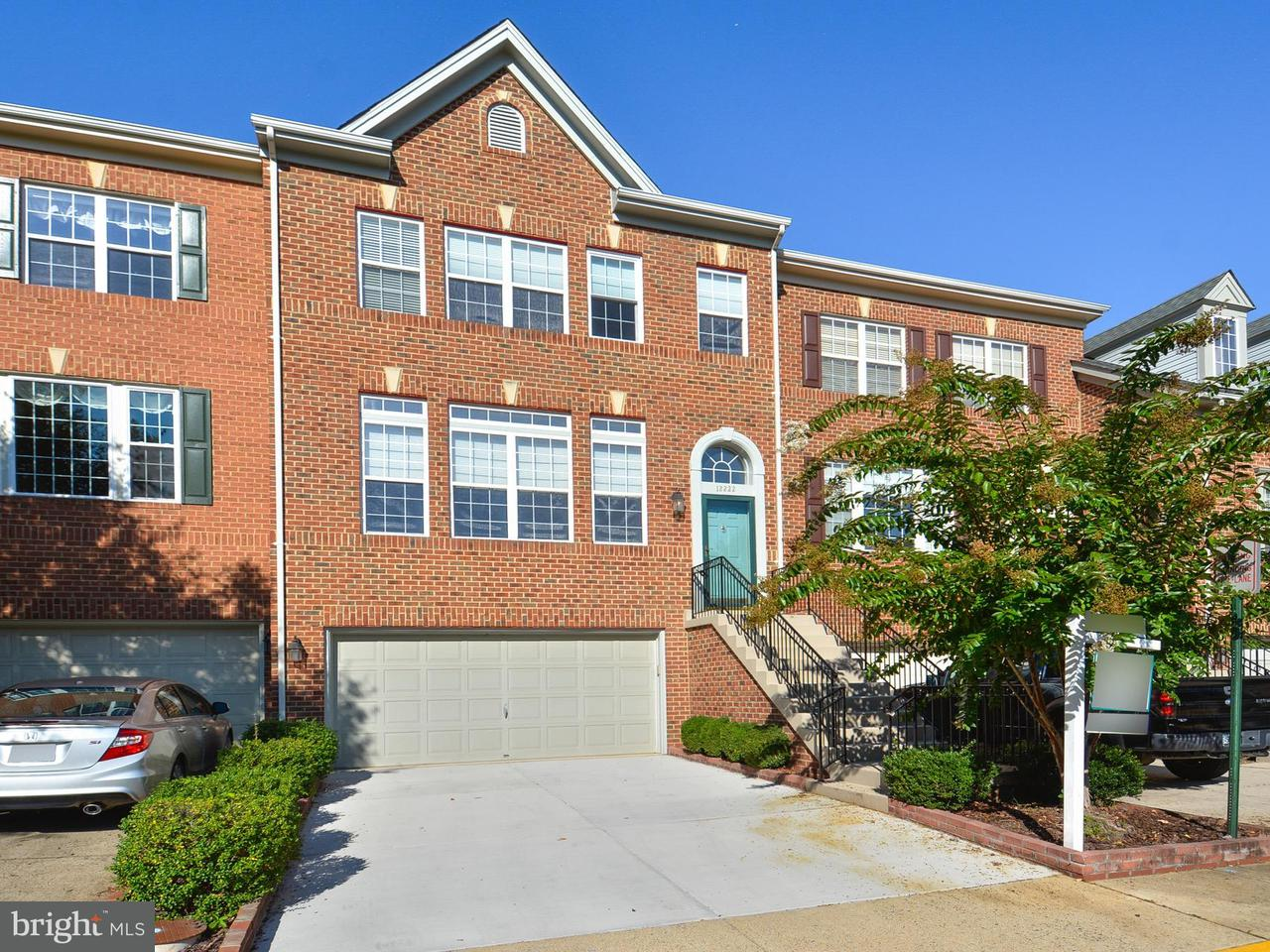 Townhouse for Sale at 12222 DORRANCE Court 12222 DORRANCE Court Reston, Virginia 20190 United States