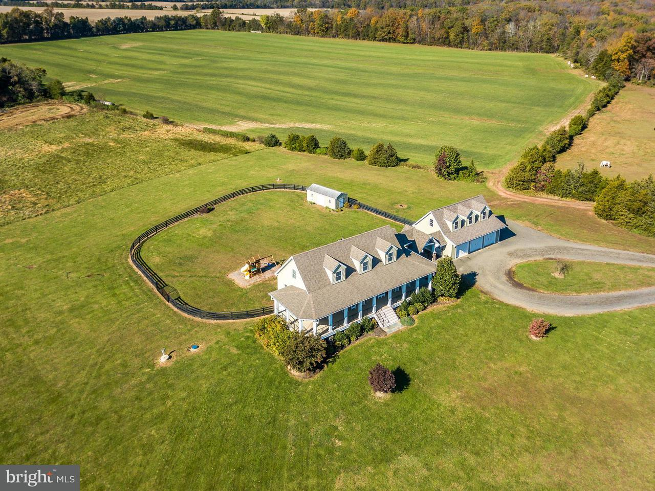 Farm for Sale at 4386 CATLETT Road 4386 CATLETT Road Midland, Virginia 22728 United States
