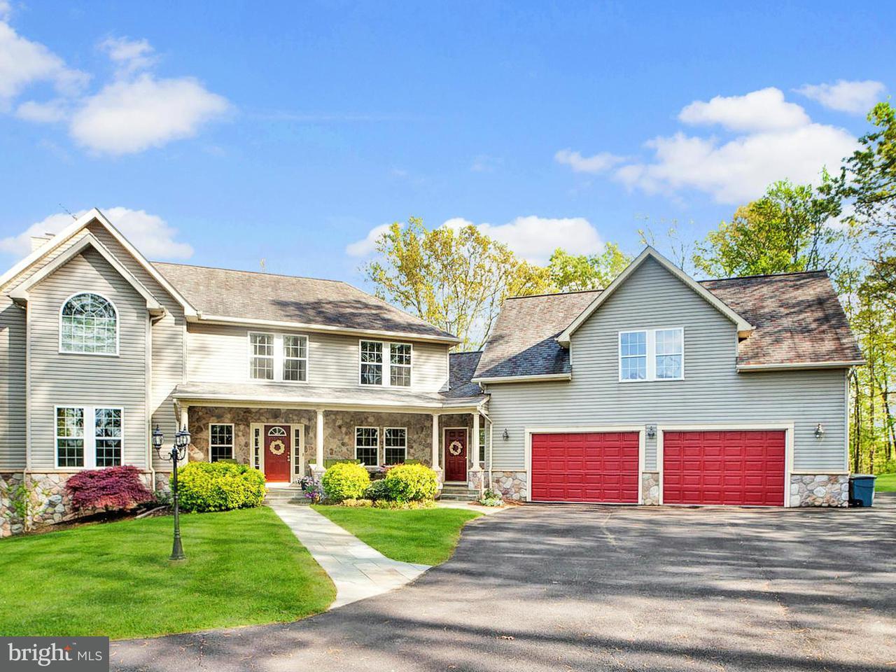 多户住宅 为 销售 在 15611 BUSHY PARK Road 15611 BUSHY PARK Road Woodbine, 马里兰州 21797 美国