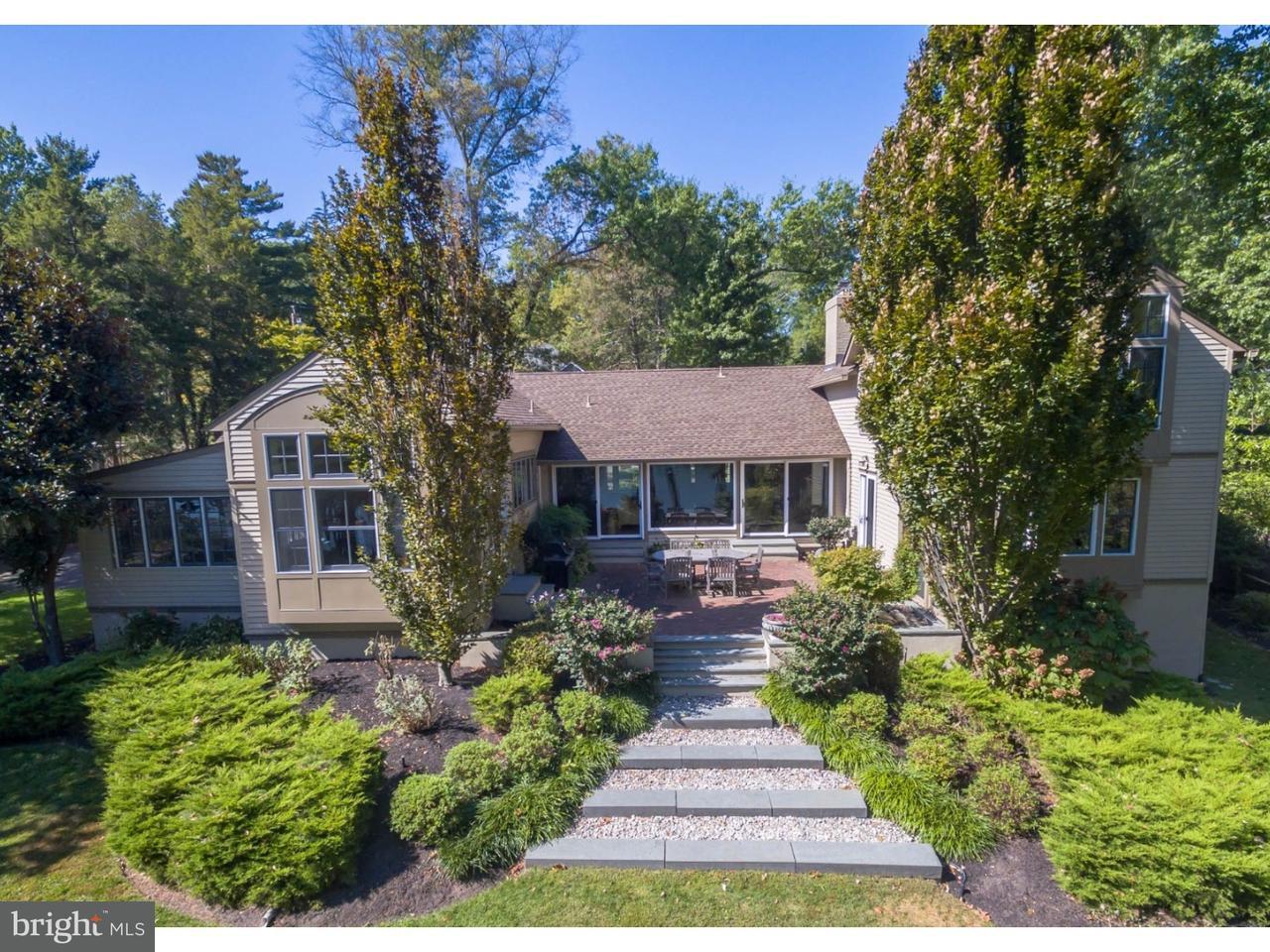 단독 가정 주택 용 매매 에 551 LAKE Drive Princeton, 뉴저지 08540 미국에서/약: Princeton