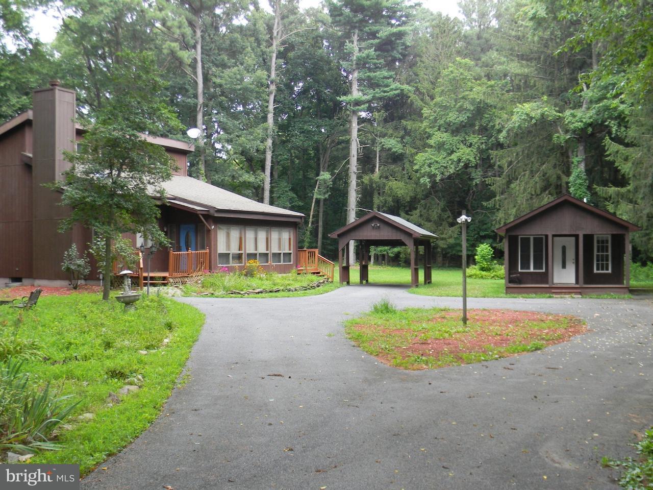 Casa para uma família para Venda às 617 FORK LANDING Road Felton, Delaware 19943 Estados Unidos