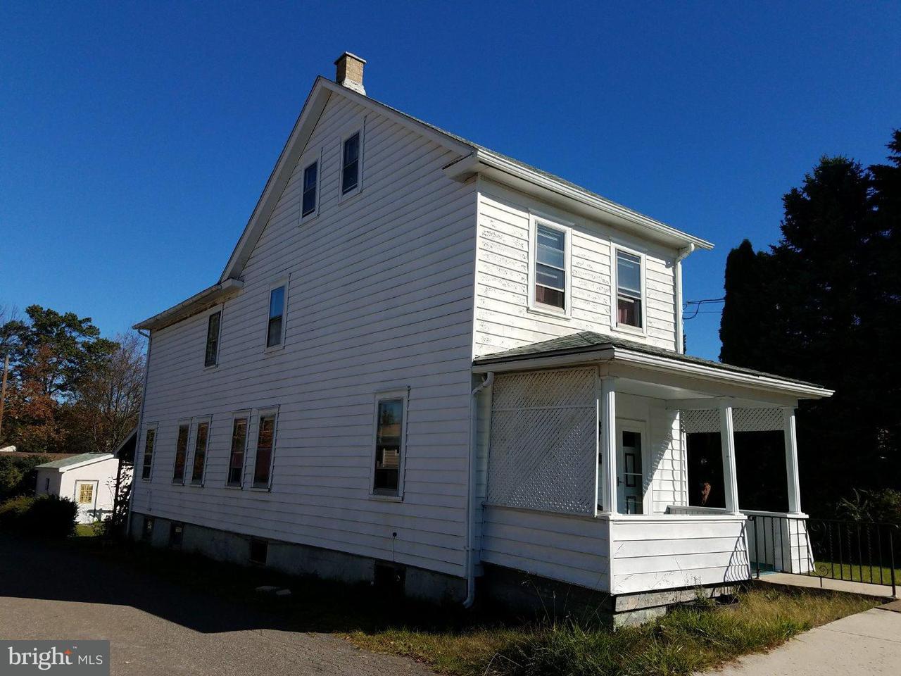 Частный односемейный дом для того Продажа на 513 E BLAINE Street McAdoo, Пенсильвания 18237 Соединенные Штаты