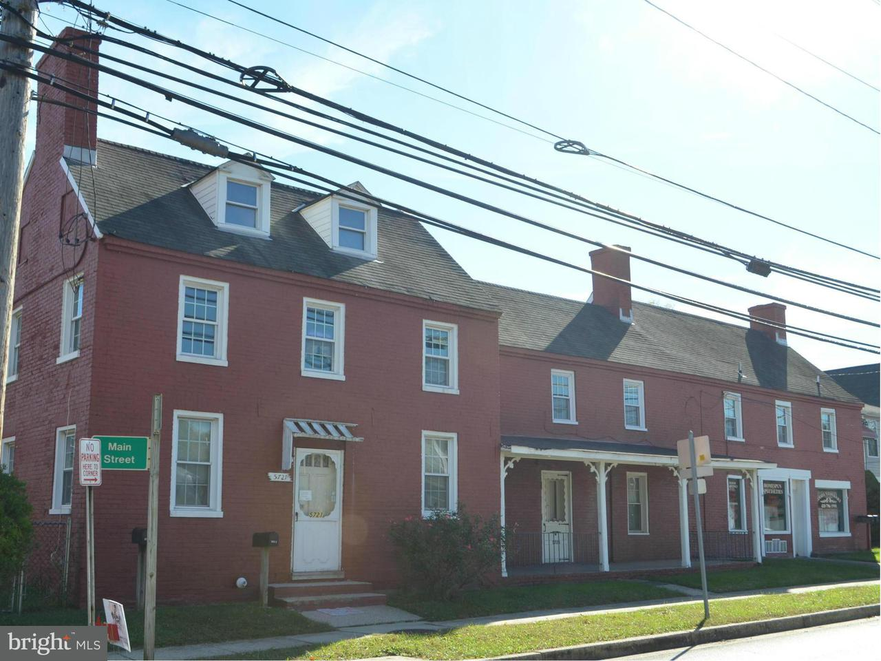 Commercial for Sale at 5725 MAIN Street 5725 MAIN Street Elkridge, Maryland 21075 United States