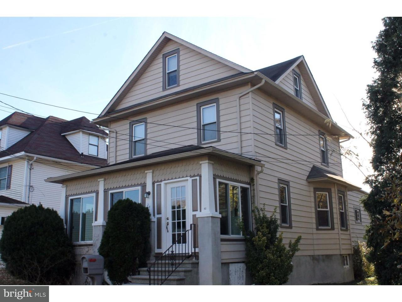 Maison unifamiliale pour l à louer à 28 W HOLLY AVE #UNIT A Oaklyn, New Jersey 08107 États-Unis