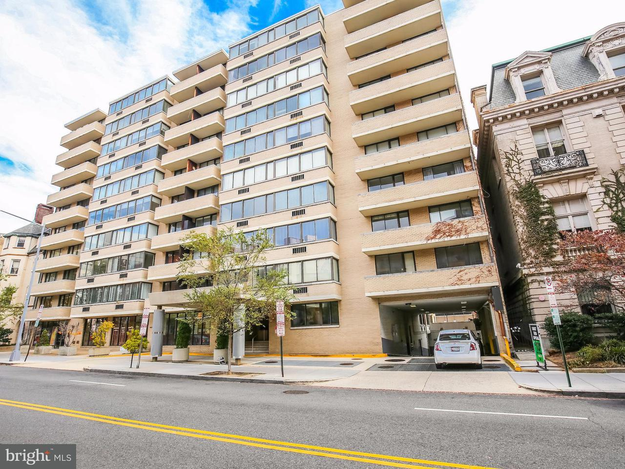 Condominium for Rent at 1325 18th St NW #608 Washington, District Of Columbia 20036 United States