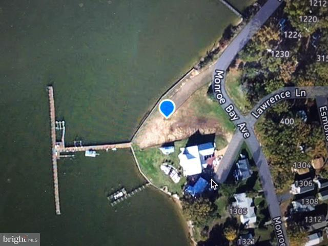 Terreno por un Venta en Monroe Bay Avenue Monroe Bay Avenue Colonial Beach, Virginia 22443 Estados Unidos