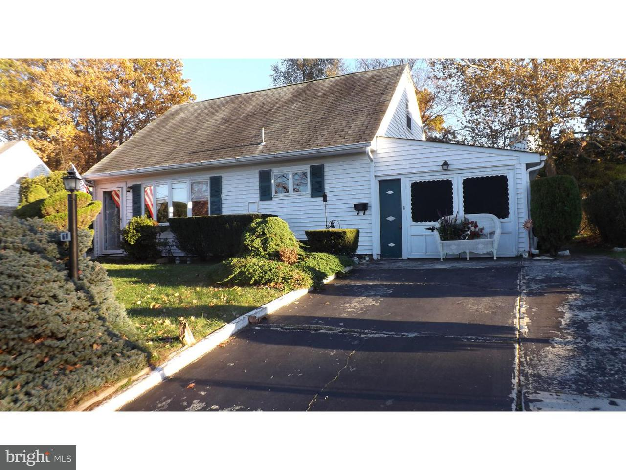 Single Family Home for Sale at 60 PINETREE Drive Parlin, New Jersey 08859 United States