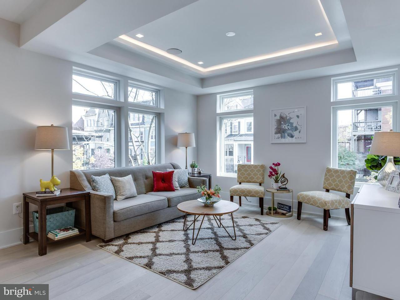 Duplex for Sale at 1001 MONROE ST NW #1 1001 MONROE ST NW #1 Washington, District Of Columbia 20010 United States
