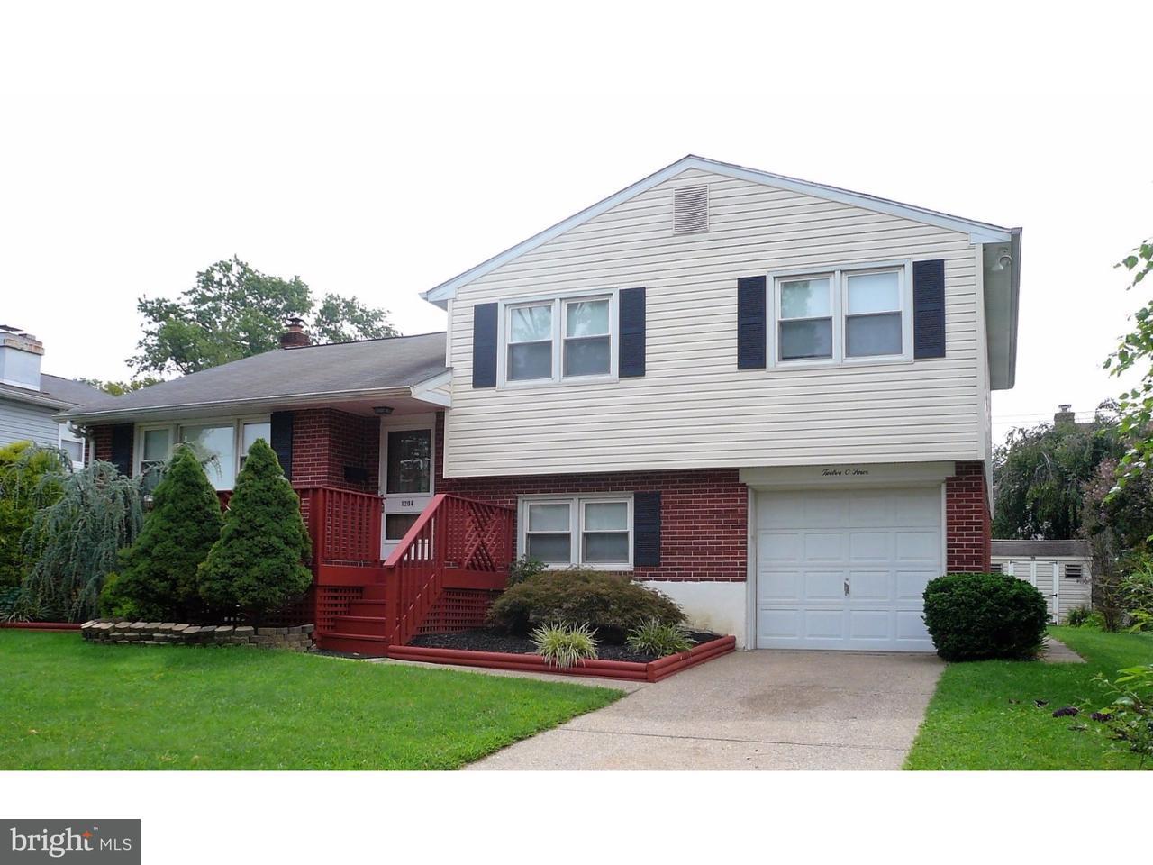Частный односемейный дом для того Продажа на 1204 BOOTHBY Drive Wilmington, Делавэр 19809 Соединенные Штаты