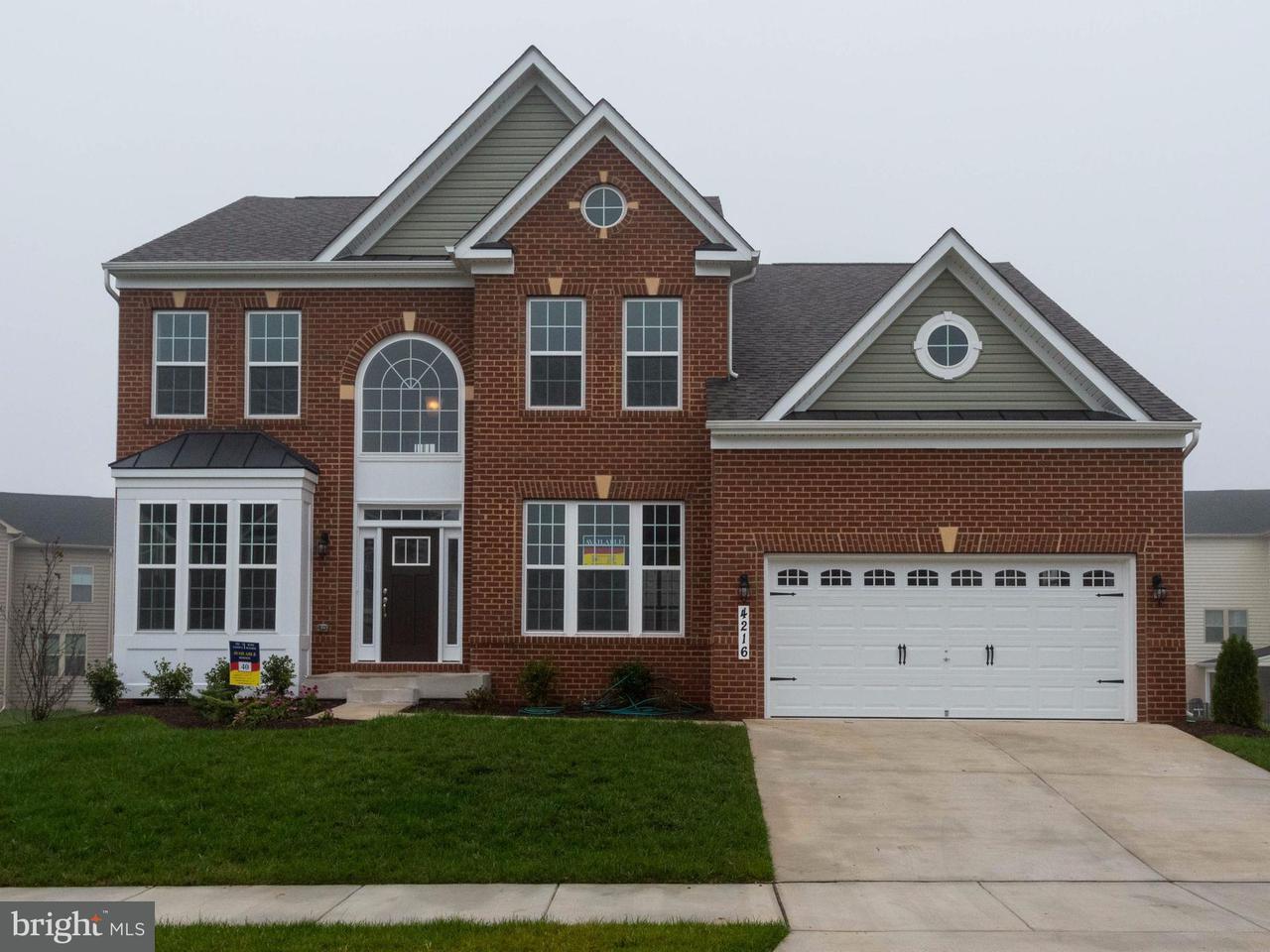 Casa Unifamiliar por un Venta en 4216 PERRY HALL Road 4216 PERRY HALL Road Perry Hall, Maryland 21128 Estados Unidos