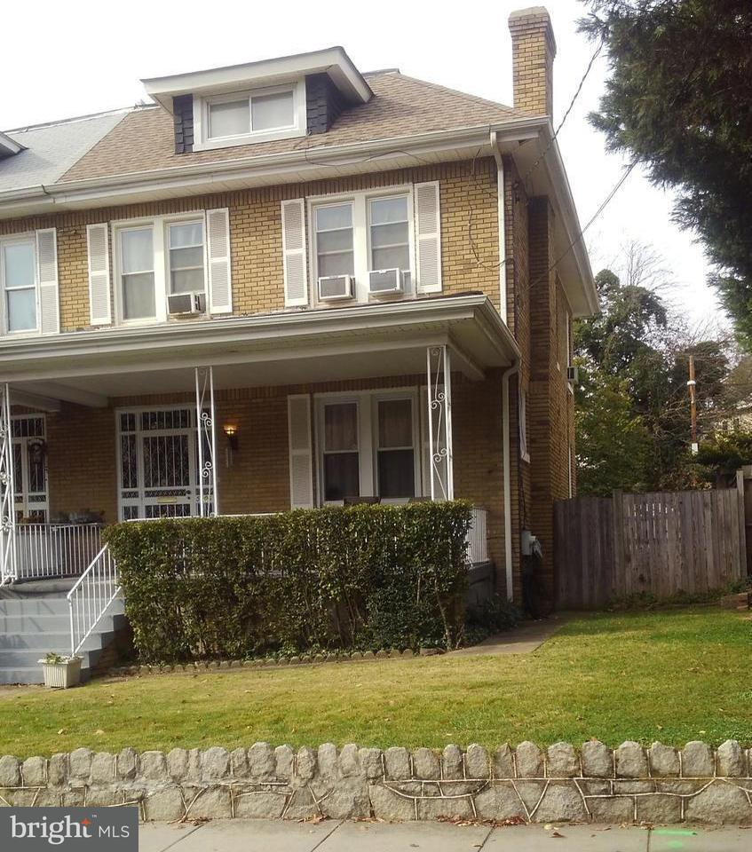 Single Family for Sale at 5006 Arkansas Ave NW Washington, District Of Columbia 20011 United States