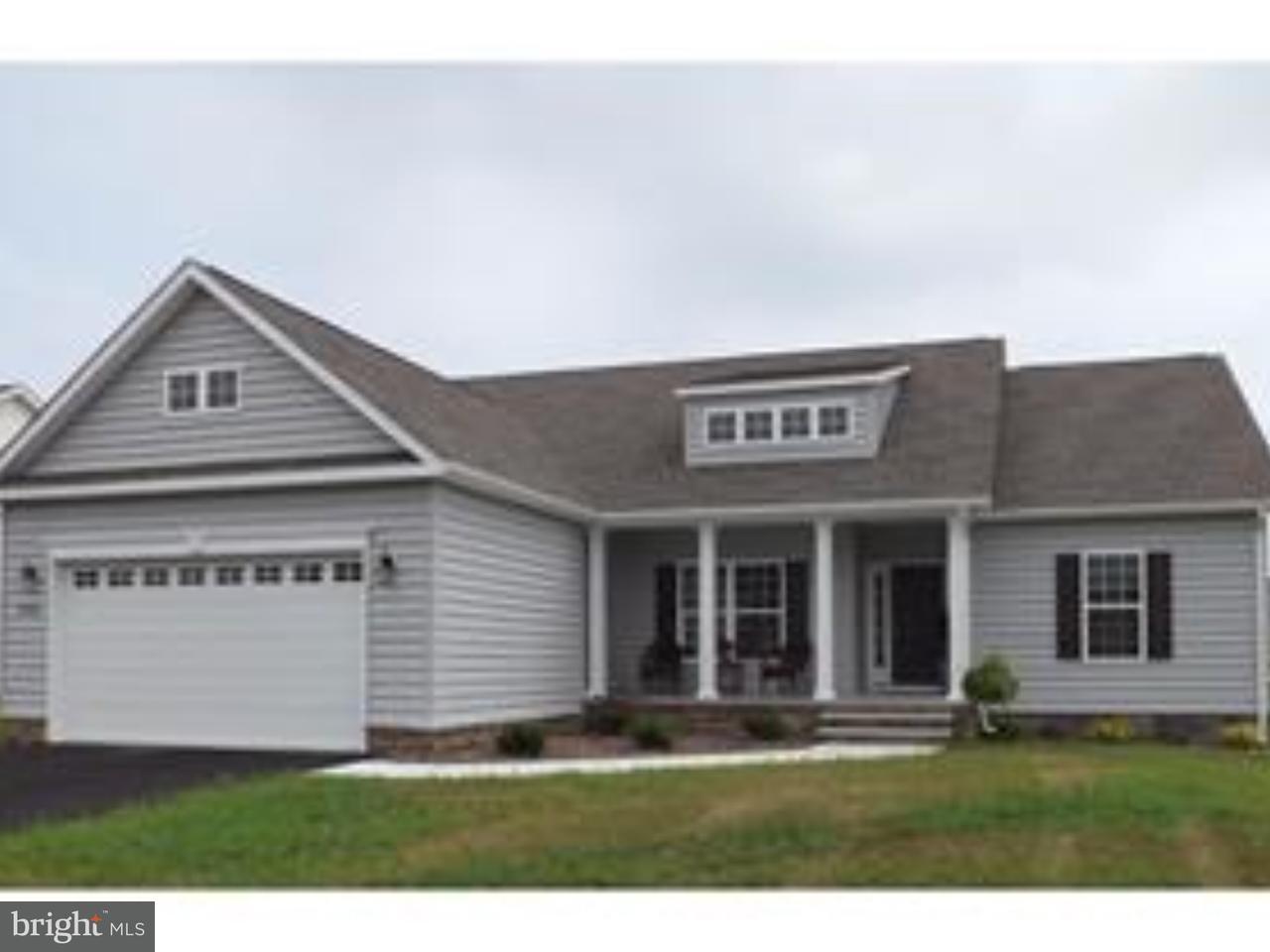 Einfamilienhaus für Verkauf beim HENDERS VALE BLVD Greenwood, Delaware 19950 Vereinigte Staaten