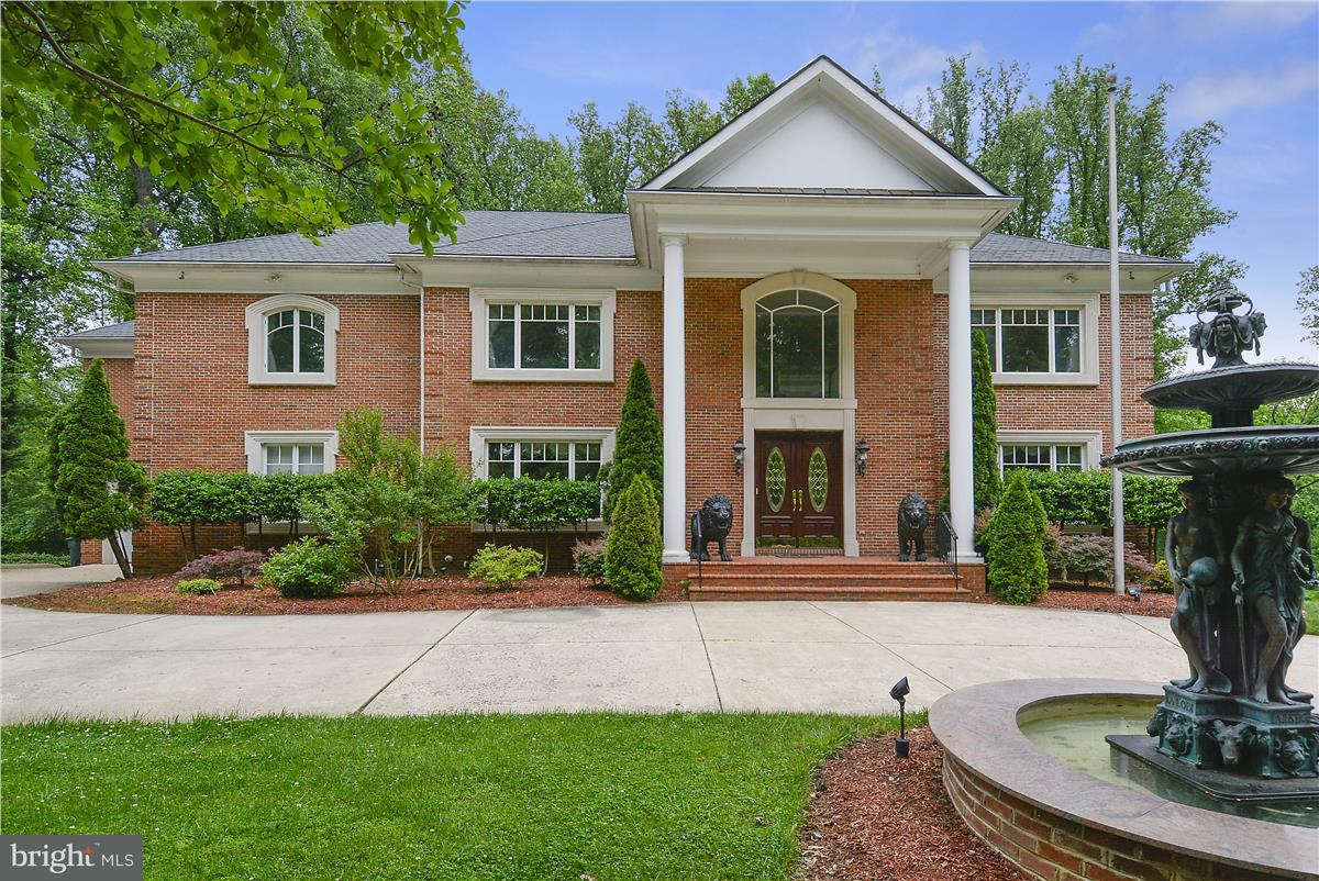Single Family Home for Sale at 9101 BURDETTE Road 9101 BURDETTE Road Bethesda, Maryland 20817 United States