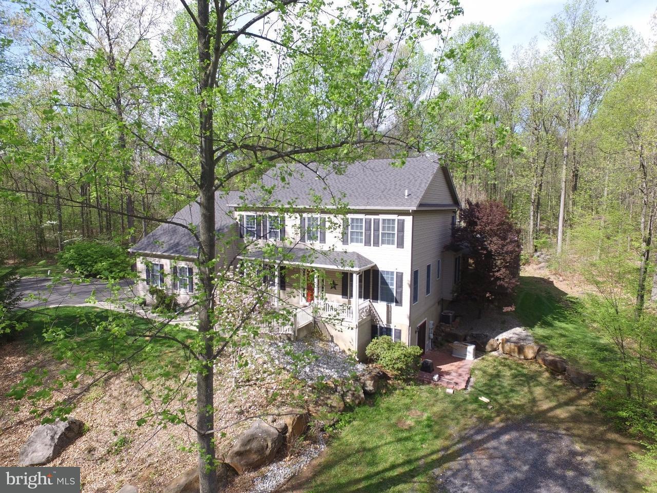Casa Unifamiliar por un Venta en 510 JOHANNA Drive Sellersville, Pennsylvania 18960 Estados Unidos