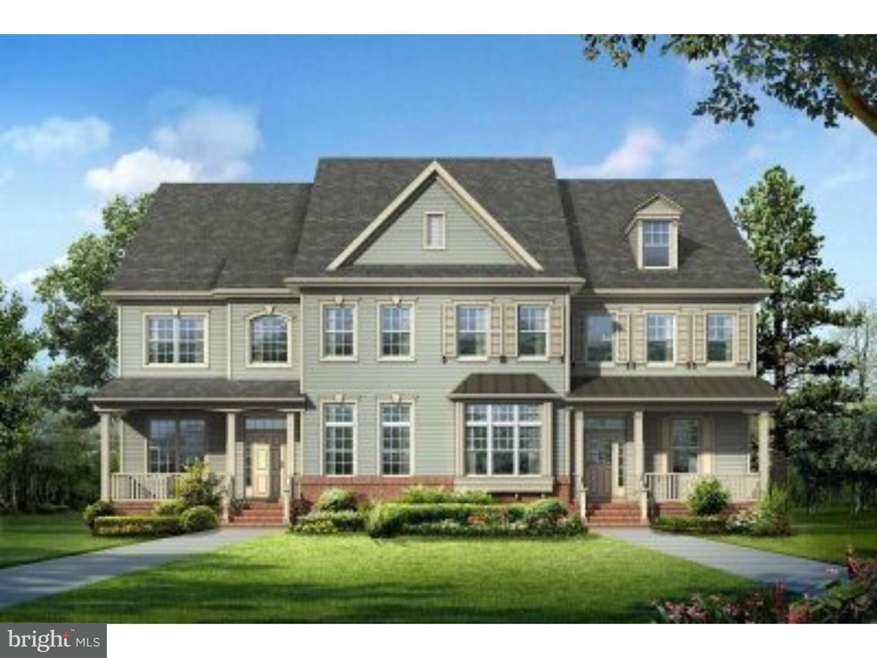 联栋屋 为 销售 在 133 SPRING OAK DR #000ASH 马尔文, 宾夕法尼亚州 19355 美国