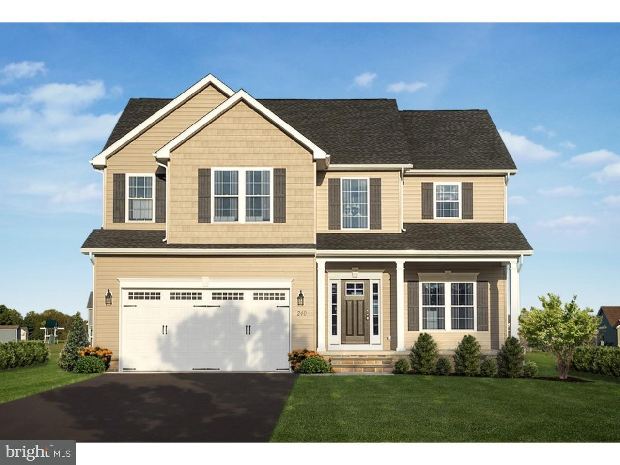Einfamilienhaus für Verkauf beim Hampton AMANDA Avenue Greenwood, Delaware 19950 Vereinigte Staaten