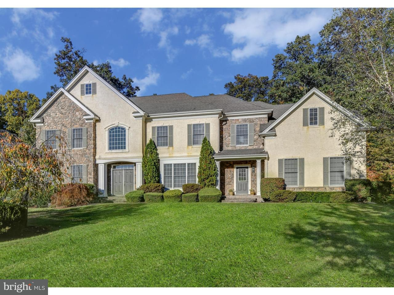 独户住宅 为 销售 在 10 ICHABOD Lane Allentown, 新泽西州 08501 美国在/周边: Upper Freehold Township