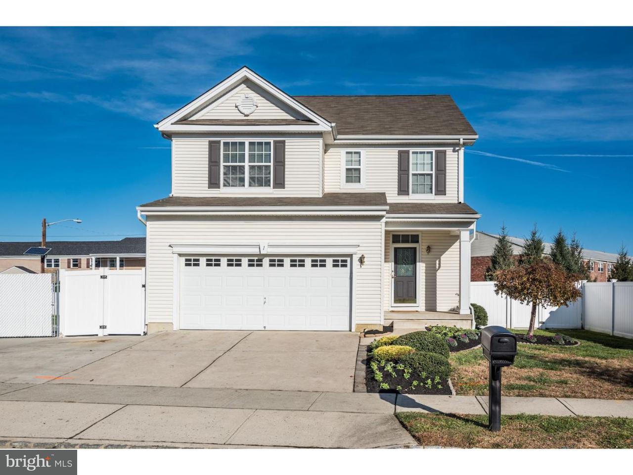 Casa Unifamiliar por un Venta en 1 MEADOW Lane Gloucester City, Nueva Jersey 08030 Estados Unidos