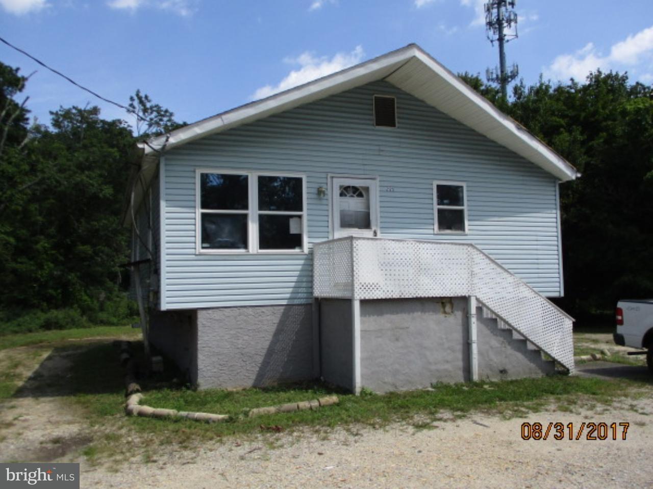 Maison unifamiliale pour l Vente à 217 WHITE HORSE PIKE Chesilhurst, New Jersey 08089 États-Unis