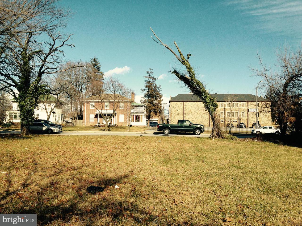 Land for Sale at 3635 Liberty Heights Ave Baltimore, Maryland 21215 United States