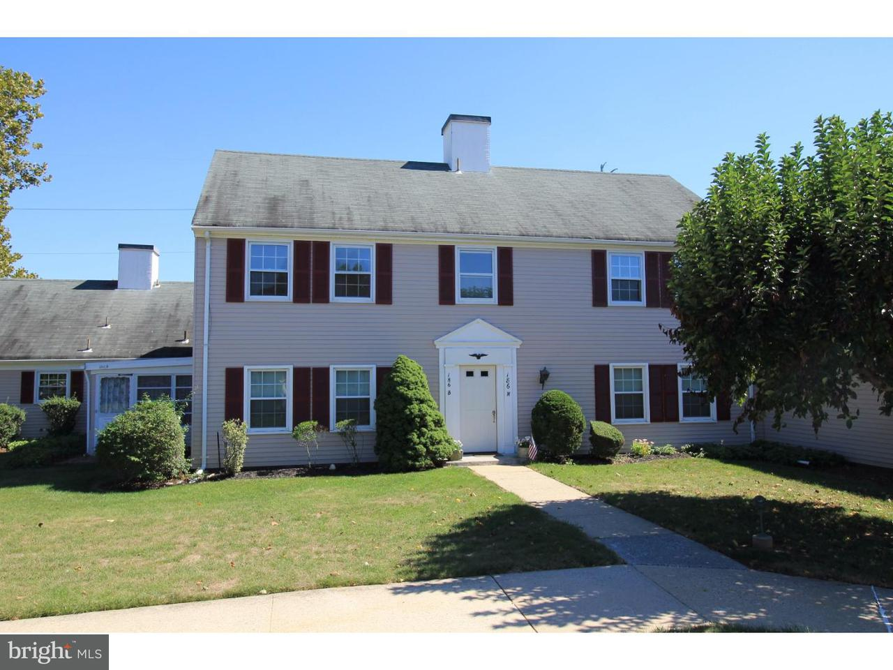 Single Family Home for Rent at 186 ROSSMOOR DR #B Monroe, New Jersey 08831 United StatesMunicipality: Monroe Township