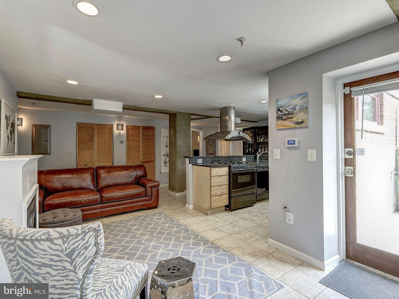 Townhouse for Sale at 70 RHODE ISLAND AVE NW #103 70 RHODE ISLAND AVE NW #103 Washington, District Of Columbia 20001 United States