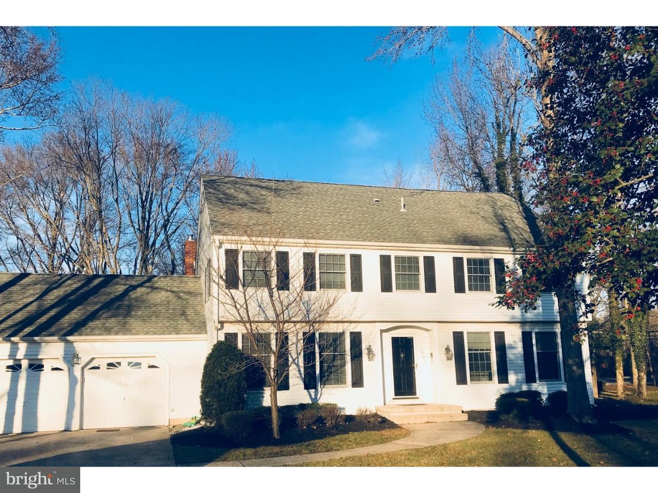 Частный односемейный дом для того Продажа на 301 TAVISTOCK Drive Medford Township, Нью-Джерси 08055 Соединенные Штаты