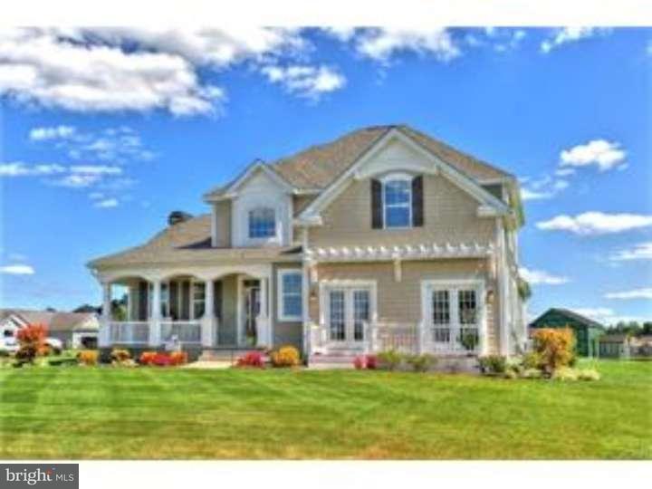 Casa Unifamiliar por un Venta en 29500 PATRICK HENRY Circle Millsboro, Delaware 19966 Estados Unidos