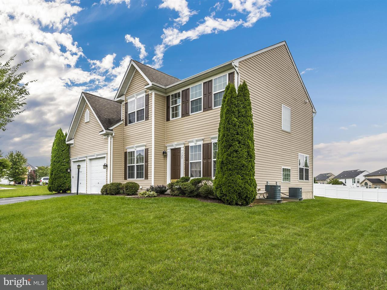 Single Family Home for Sale at 129 CAPRICORN Road 129 CAPRICORN Road Walkersville, Maryland 21793 United States