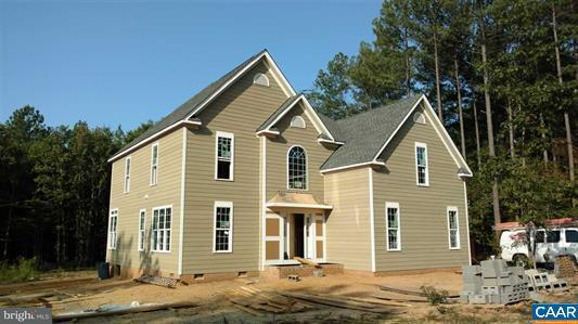 Single Family Home for Sale at LOT 33 PINE SHADOW Court LOT 33 PINE SHADOW Court Troy, Virginia 22974 United States