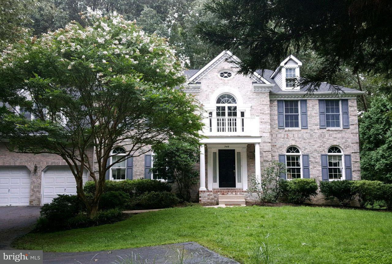 단독 가정 주택 용 매매 에 248 FINNEGAN Drive 248 FINNEGAN Drive Millersville, 메릴랜드 21108 미국