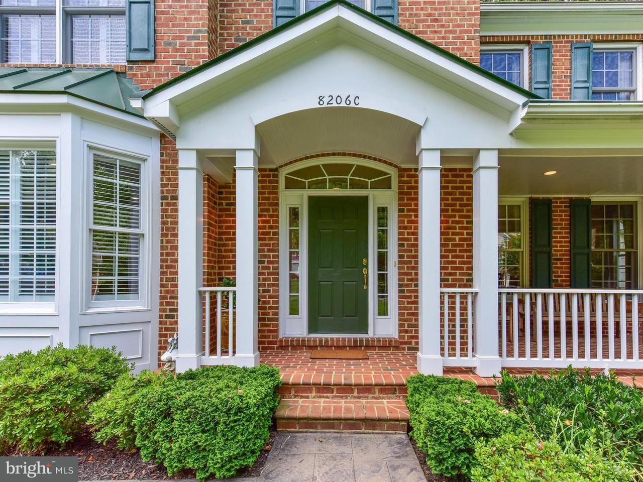 Μονοκατοικία για την Πώληση στο 8206C HILLCREST Road 8206C HILLCREST Road Annandale, Βιρτζινια 22003 Ηνωμενεσ Πολιτειεσ