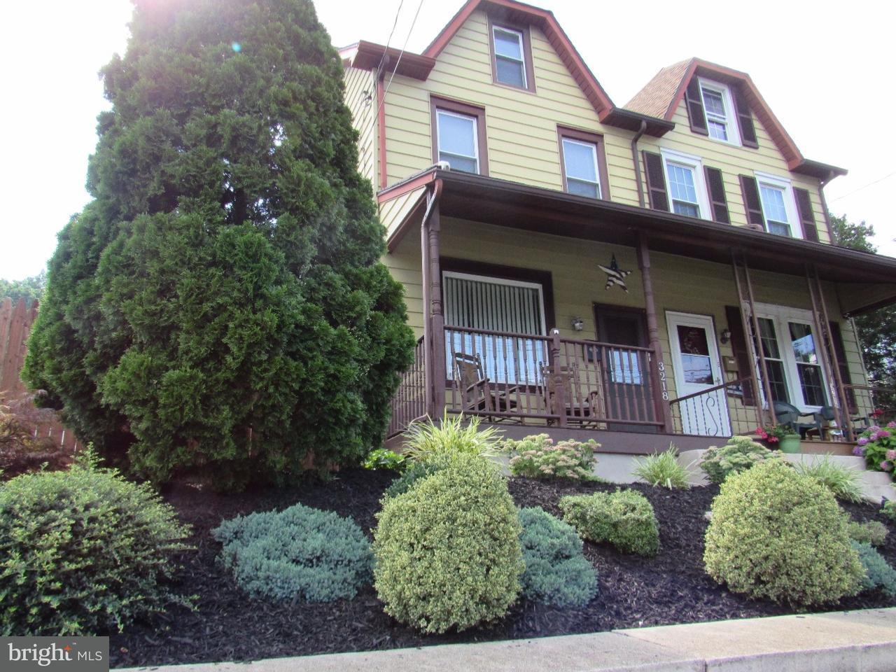 联栋屋 为 销售 在 3218 PERKIOMEN Avenue Mount Penn, 宾夕法尼亚州 19606 美国