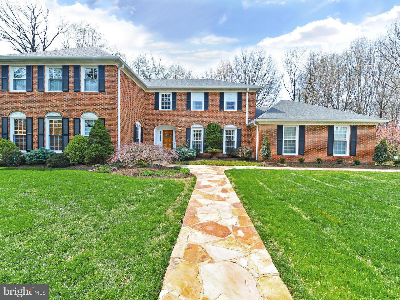 Single Family Home for Sale at 1600 King James Place 1600 King James Place Alexandria, Virginia 22304 United States