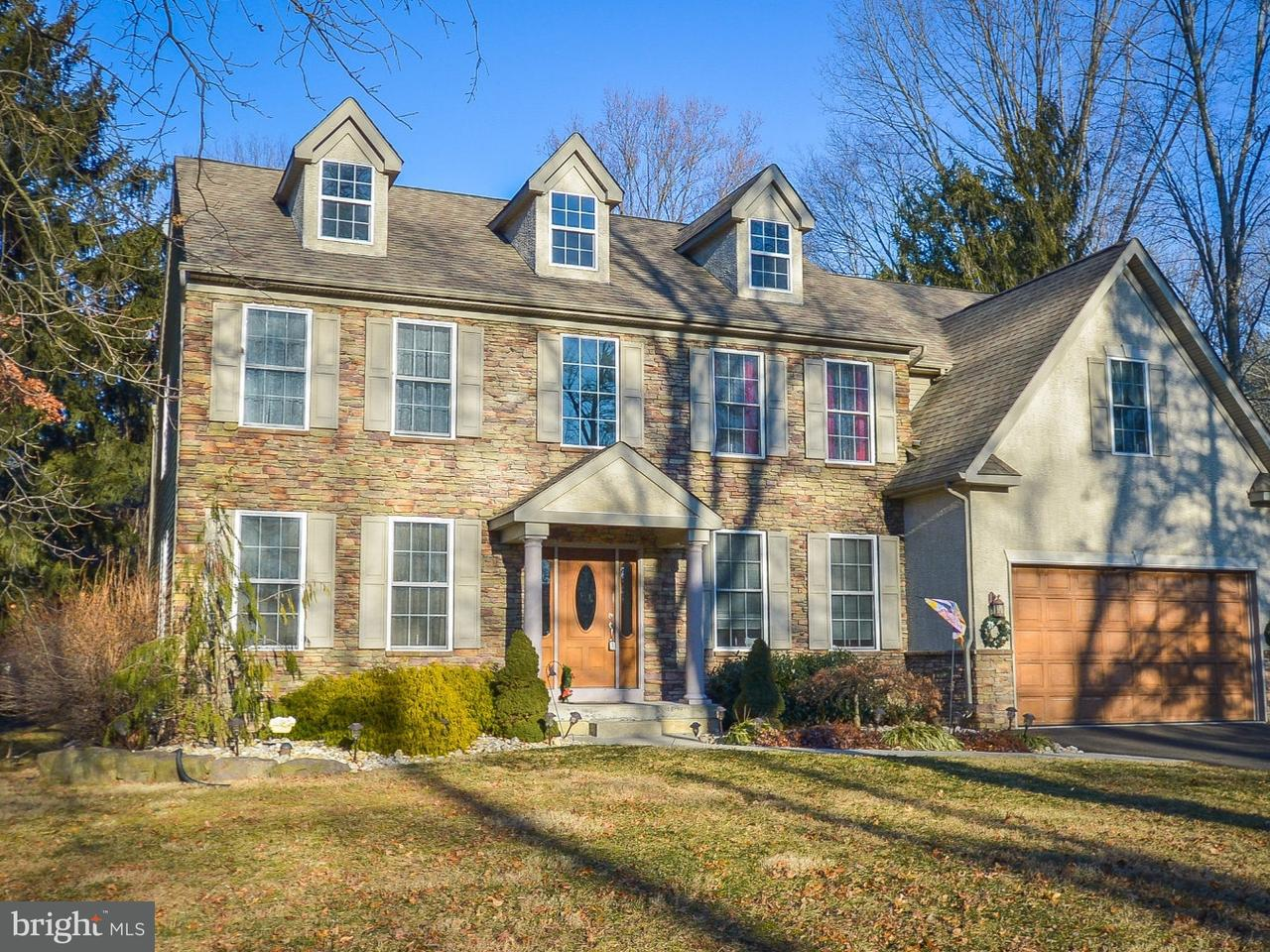 Maison unifamiliale pour l Vente à 941 BRISTOL Road Churchville, Pennsylvanie 18966 États-Unis