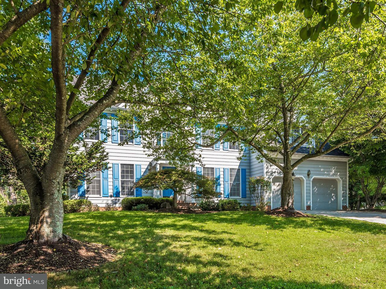Single Family Home for Sale at 6409 AUTUMN SKY WAY 6409 AUTUMN SKY WAY Columbia, Maryland 21044 United States