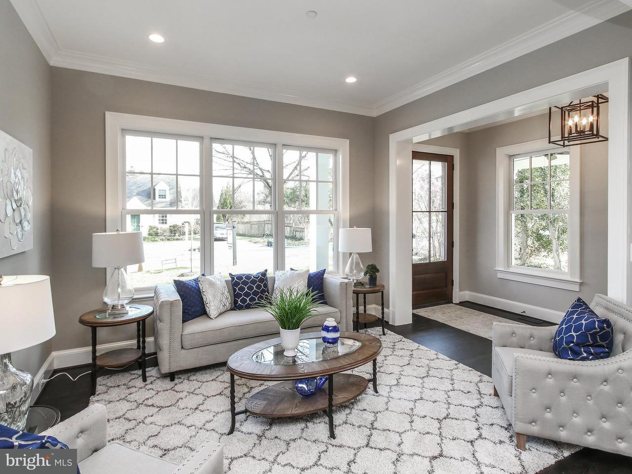獨棟家庭住宅 為 出售 在 7104 DELAWARE Street 7104 DELAWARE Street Chevy Chase, 馬里蘭州 20815 美國