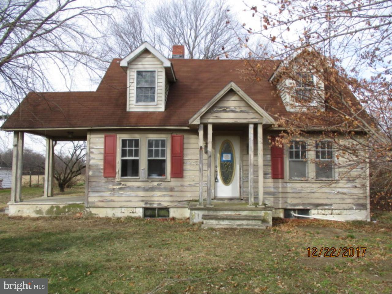 Vivienda unifamiliar por un Venta en 10957 WILLOW GROVE Road Wyoming, Delaware 19934 Estados Unidos