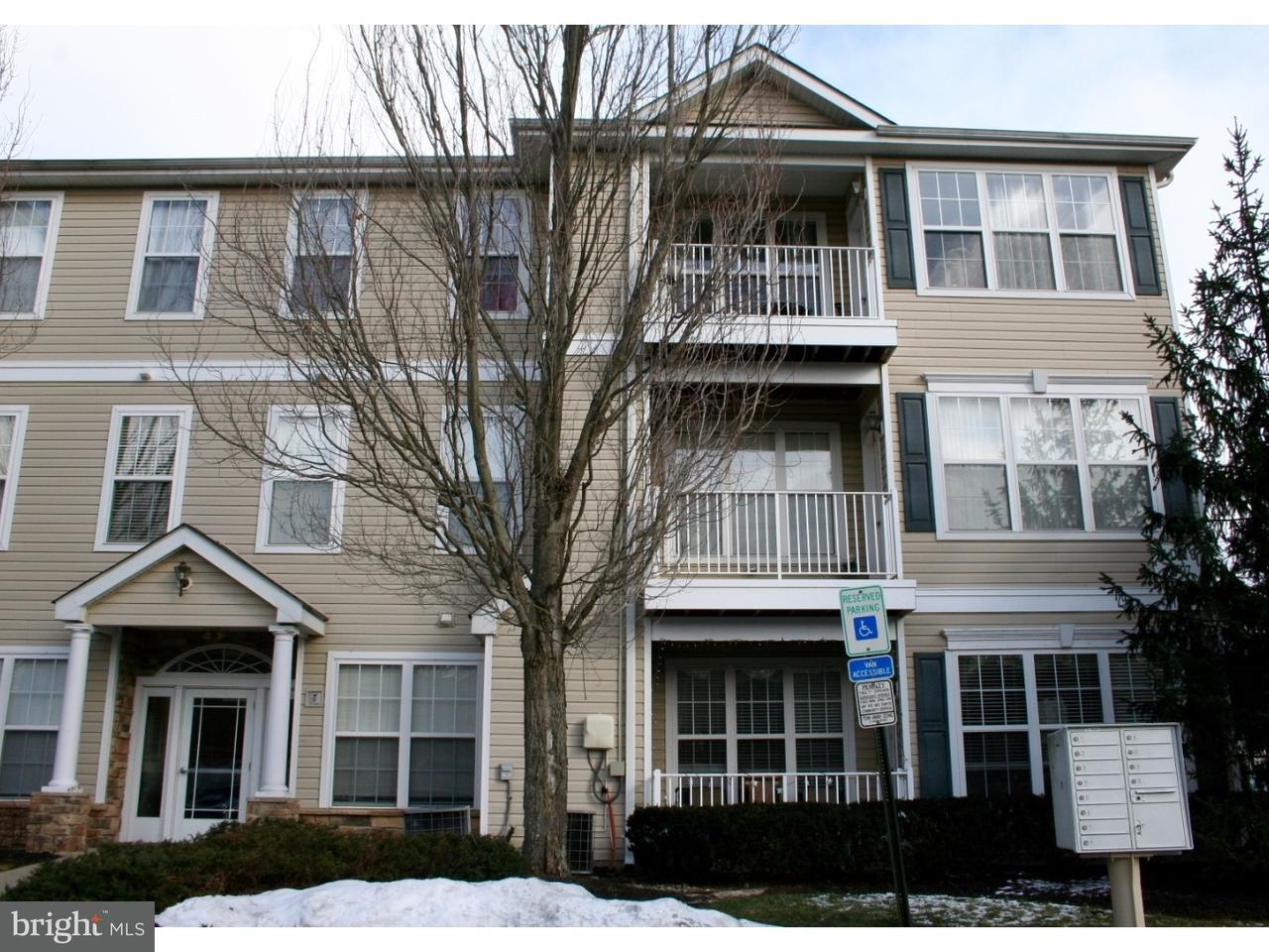 Townhouse for Sale at 91 KYLE WAY Ewing, New Jersey 08628 United StatesMunicipality: Ewing Township