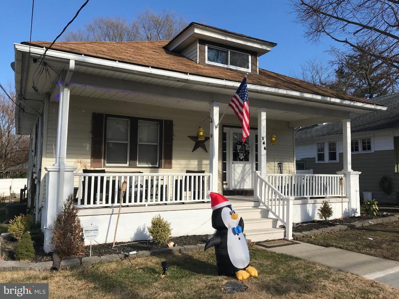 独户住宅 为 销售 在 146 WEST Street Woodbury, 新泽西州 08096 美国