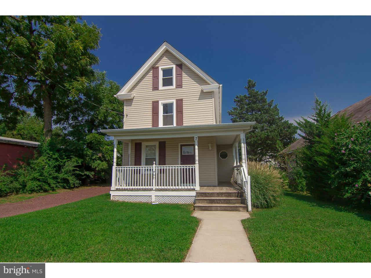 独户住宅 为 出租 在 7 N EAST BLVD Newfield, 新泽西州 08344 美国