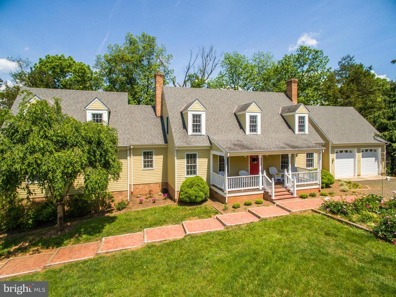 Villa per Vendita alle ore 7397 WILSON Road 7397 WILSON Road Warrenton, Virginia 20186 Stati Uniti