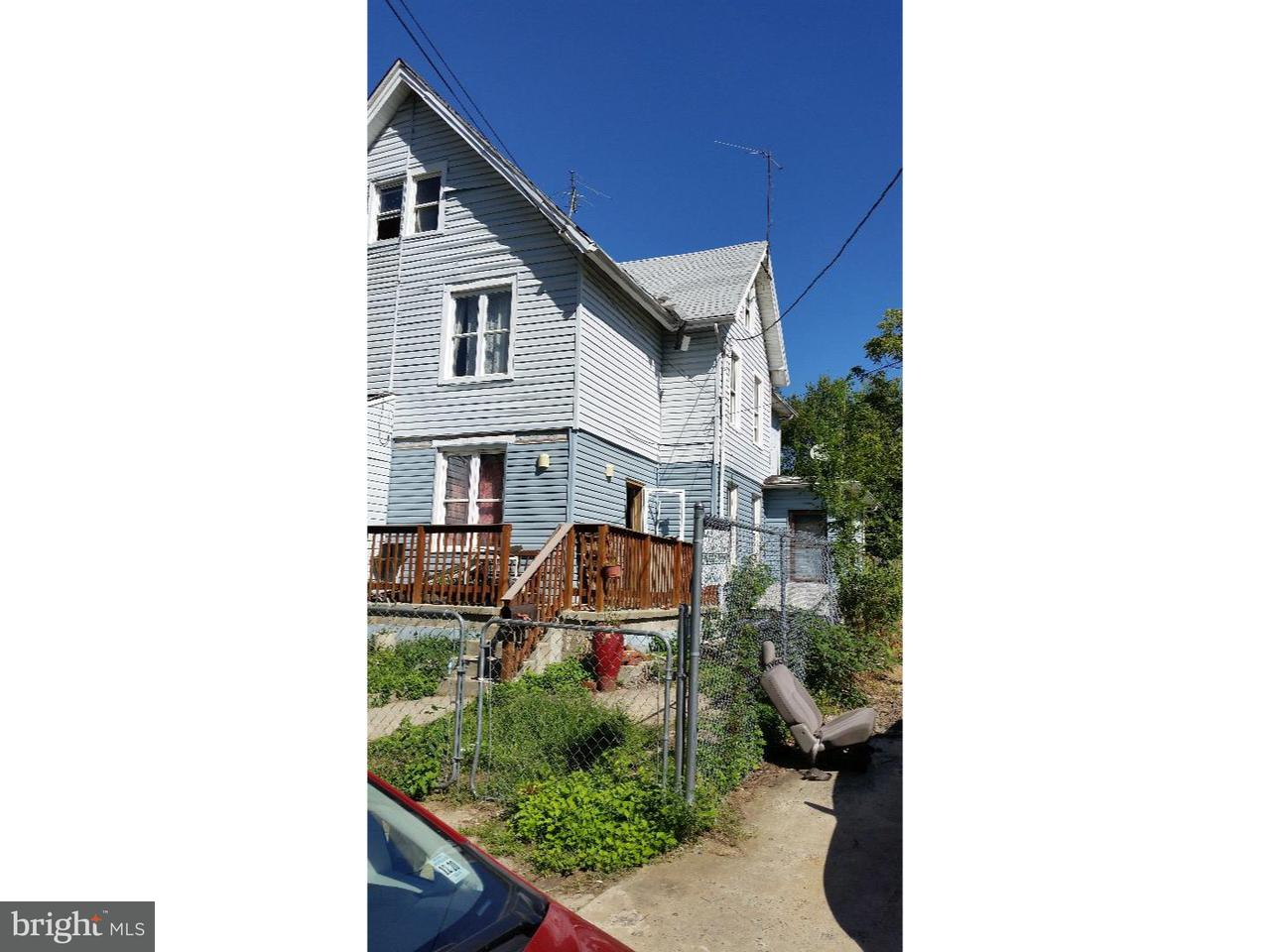 Townhouse for Sale at 816 N 34TH Street Camden, New Jersey 08105 United States