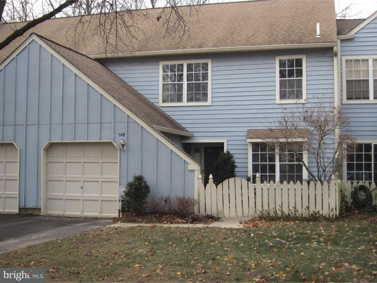 Maison accolée pour l à louer à 149 ORCHARD Court Blue Bell, Pennsylvanie 19422 États-Unis