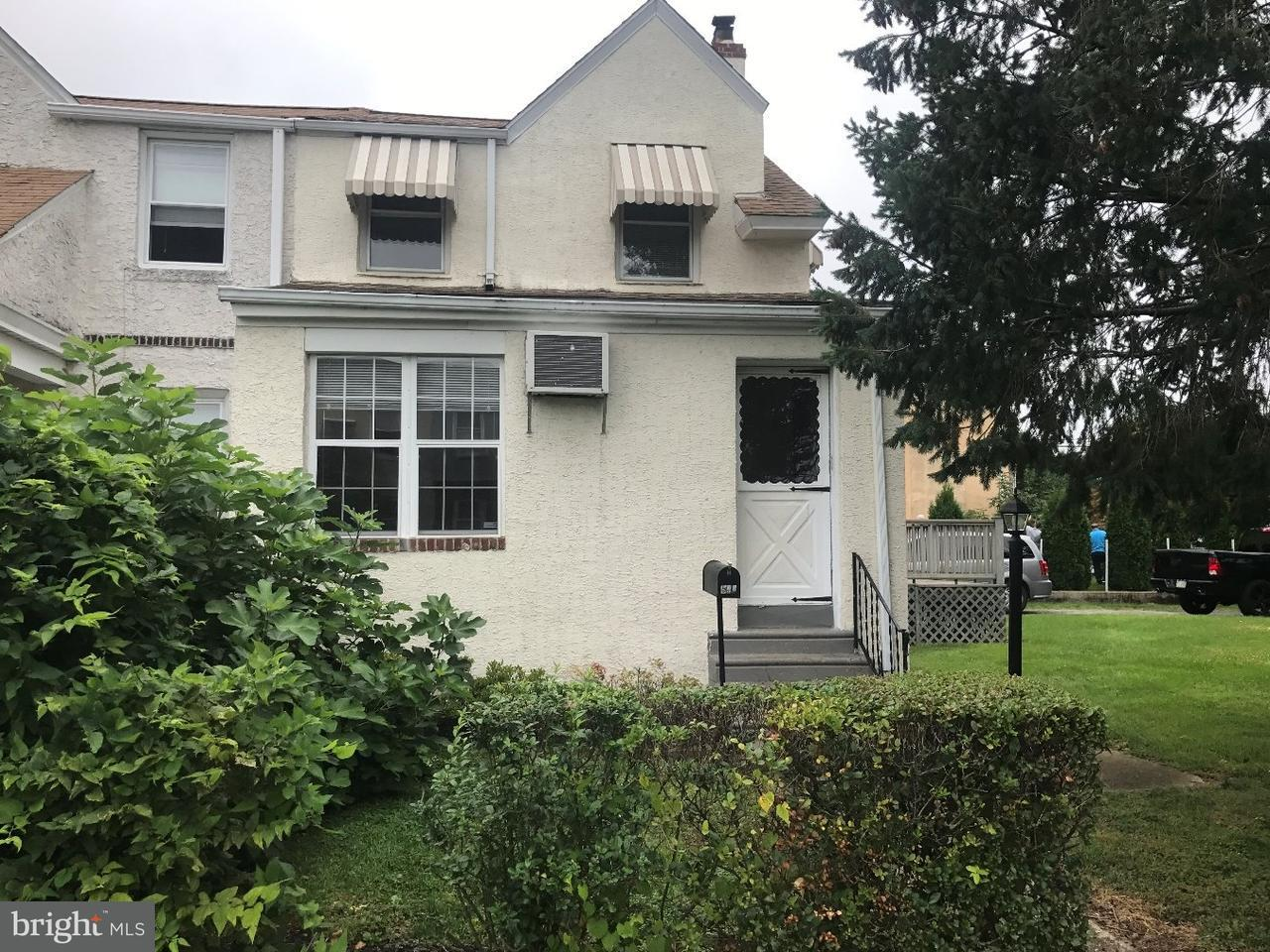 Casa unifamiliar adosada (Townhouse) por un Alquiler en 578 A Street King Of Prussia, Pennsylvania 19406 Estados Unidos