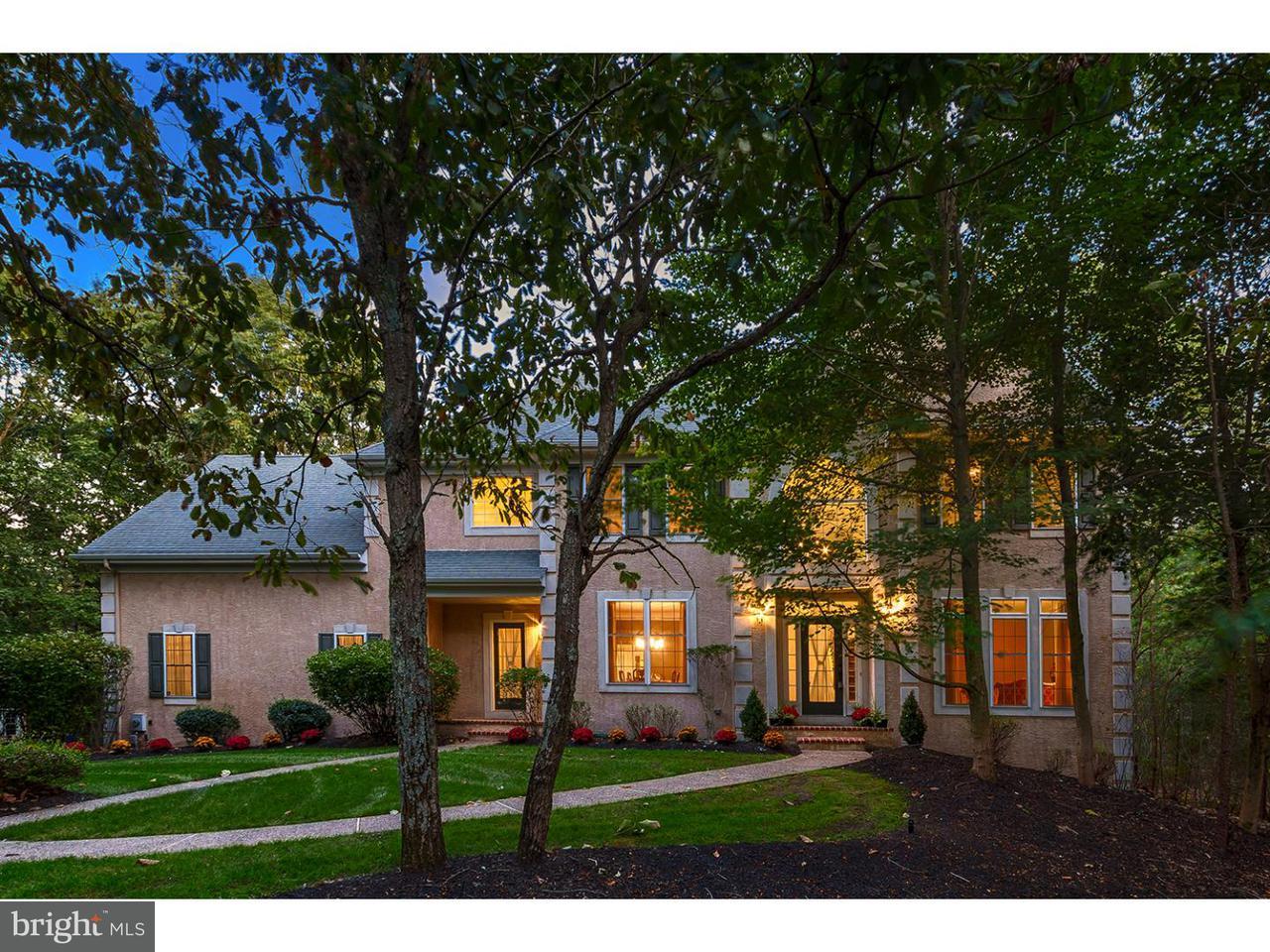 独户住宅 为 销售 在 17 THOMAS EAKINS WAY Marlton, 新泽西州 08053 美国