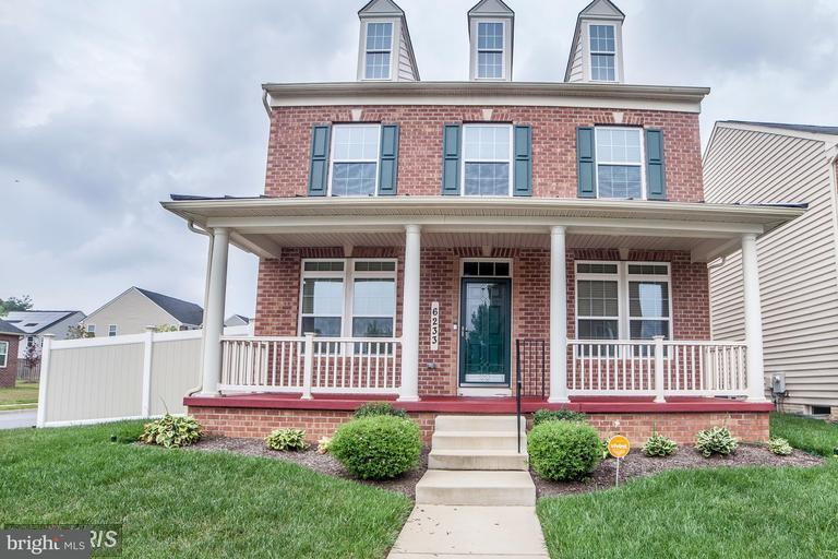 Einfamilienhaus für Verkauf beim 6233 WALBRIDGE Street 6233 WALBRIDGE Street Capitol Heights, Maryland 20743 Vereinigte Staaten