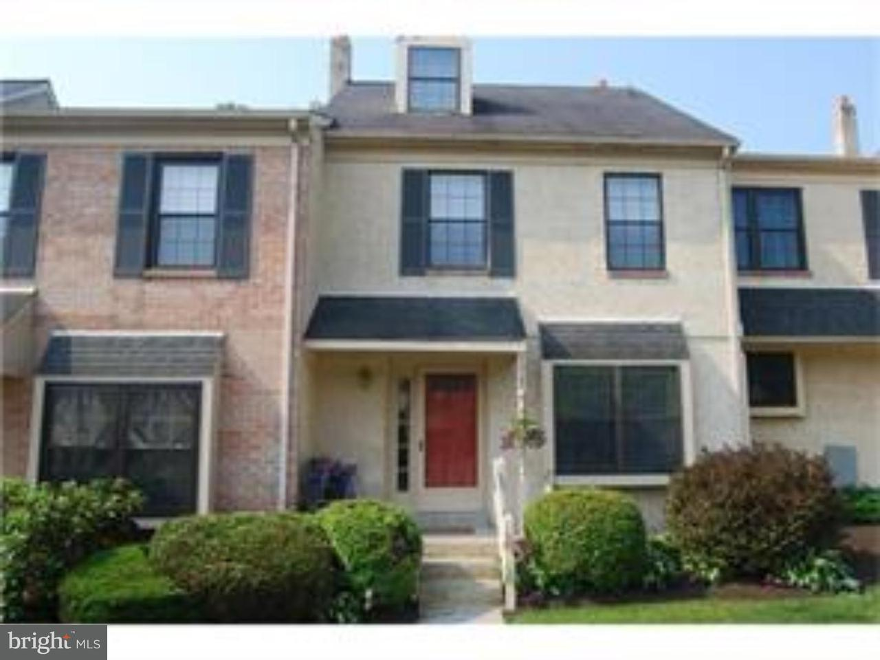Townhouse for Rent at 2022 YORKTOWN S Jeffersonville, Pennsylvania 19403 United States