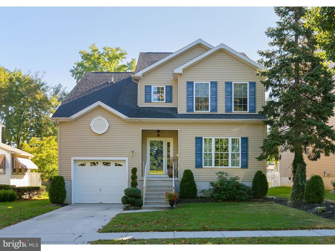 Maison unifamiliale pour l Vente à 142 WINDSOR Avenue Westmont, New Jersey 08108 États-Unis