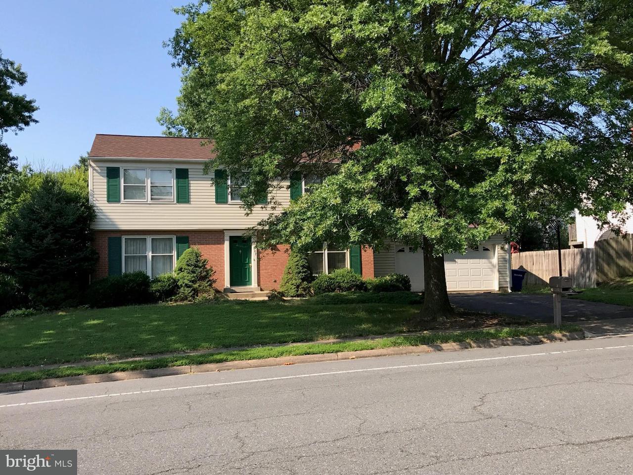단독 가정 주택 용 매매 에 517 WORCHESTER Street 517 WORCHESTER Street Herndon, 버지니아 20170 미국